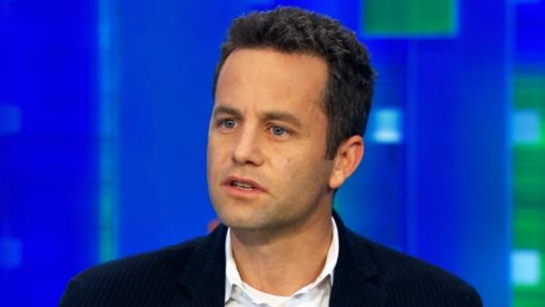 Kirk Cameron appears in a still from CNNs Piers Morgan Tonight on March 2, 2012. - Provided courtesy of CNN