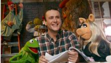 Jason Segel appears in a promotional photo for the 2011 film The Muppets. - Provided courtesy of Walt Disney Studios