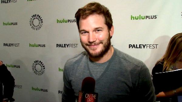 Chris Pratt talks about 'Parks and Recreation'