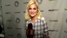 Amy Poehler talks to OnTheRedCarpet.com about Parks and Recreation at a PaleyFest event on March 6, 2012. - Provided courtesy of OTRC