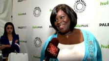 Retta talks to OnTheRedCarpet.com about Parks and Recreation at a PaleyFest event on March 6, 2012.