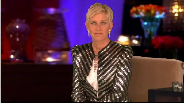 Ellen DeGeneres appears in a still from Ellen. - Provided courtesy of FOX