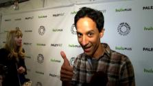 Danny Pudi talks to OnTheRedCarpet.com at a Paleyfest event for Community on March 3, 2012. - Provided courtesy of OTRC