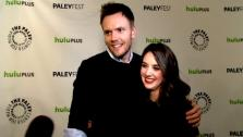 Joel McHale talks to OnTheRedCarpet.com at a Paleyfest event for Community on March 3, 2012. - Provided courtesy of OTRC