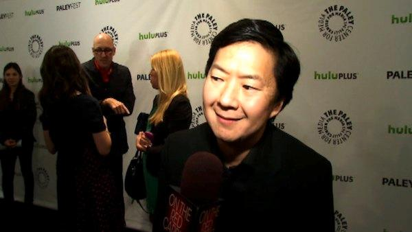 Ken Jeong talks 'Community' fans