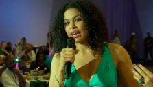 American Idol winner Jordin Sparks speaks at the commencement ceremony of the Disneys Dreamers Academy on March 11, 2012 at Walt Disney World in Lake Buena Vista, Florida. - Provided courtesy of Walt Disney Company
