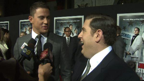 Jonah Hill and Channing Tatum talk unlikely friendship