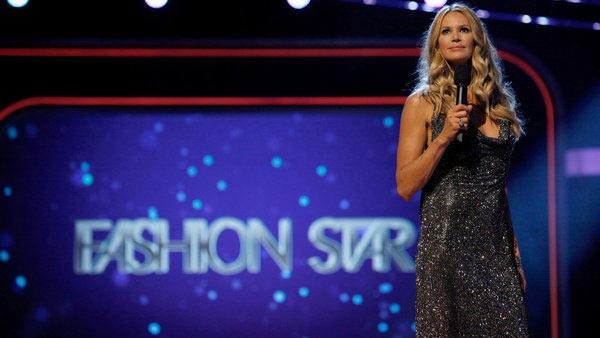 Elle MacPherson appears on the series premiere of NBCs Fashion Star, which aired on March 13, 2012. - Provided courtesy of Tyler Golden / NBC