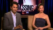 Ashley Judd talks to OnTheRedCarpet.com about her ABC series Missing on March 5, 2012. - Provided courtesy of OTRC