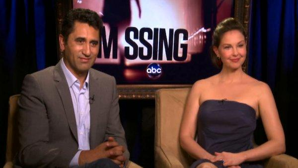Ashley Judd talks about new series 'Missing'