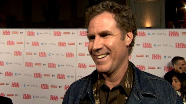 Will Ferrell on 'Casa de mi Padre' premiere