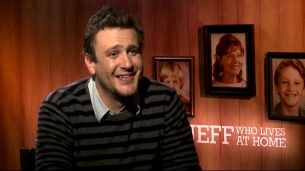 Jason Segel talks about 'Jeff, Who Lives at Home'