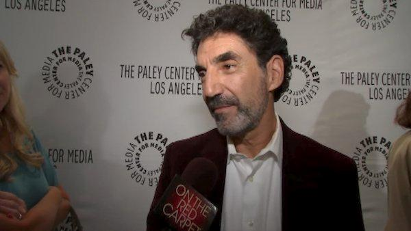 Chuck Lorre of 'Men' says he hopes people are 'laughing out loud'