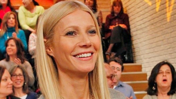 Gwyneth Paltrow appears in a March 2, 2012 episode of The Chew. - Provided courtesy of ABC
