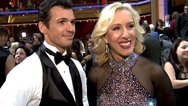 Martina Navratilova talks first night on 'DWTS'