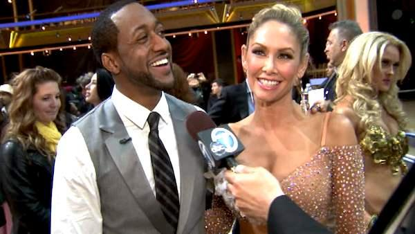 Jaleel White talks first night on 'DWTS'