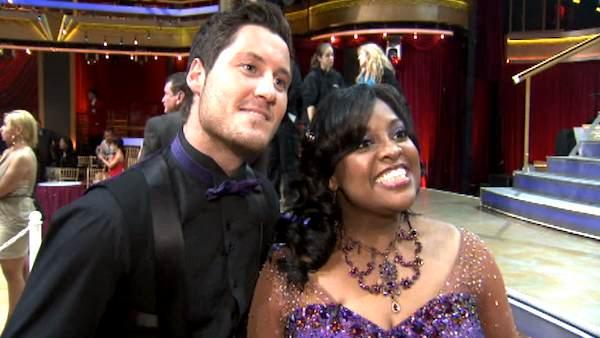 Sherri Shepherd discusses her 'Mirror Balls'