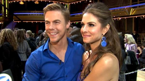 Maria Menounos talks first night on 'DWTS'