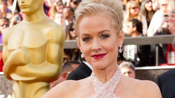 Penelope Ann Miller arrives for the 84th Annual Academy Awards in Hollywood, Calif. on February 26, 2012.