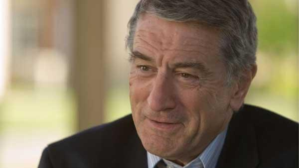 Robert De Niro appears in a still from from 'Stone.'