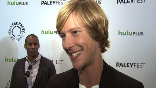 Gabriel Mann on 'Revenge' spoilers, love