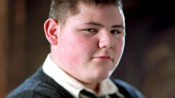 Jamie Waylett appears in a promotional photo for the 'Harry Potter' film series, which aired in theaters between 2001 and 2011.