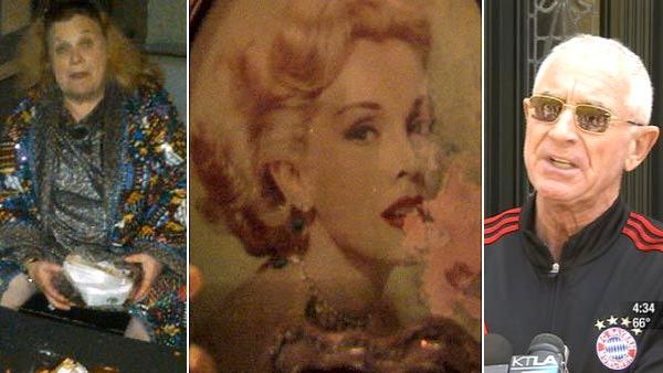 Francesca Hilton appears at the World Famous Comedy Store on October 23, 2011. / A photograph of Zsa Zsa Gabor is displayed on a table at home during her birthday party on Feb. 6, 2012. / Frederic Prinz von Anhalt talks to reporters on March 20, 2012. - Provided courtesy of OTRC / Jon Schieszer - Exclusive to OnTheRedCarpet.com