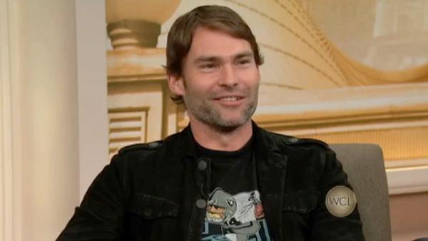 Seann William Scott appears on WLS Television show Windy City Live on March 21, 2012. - Provided courtesy of WLS