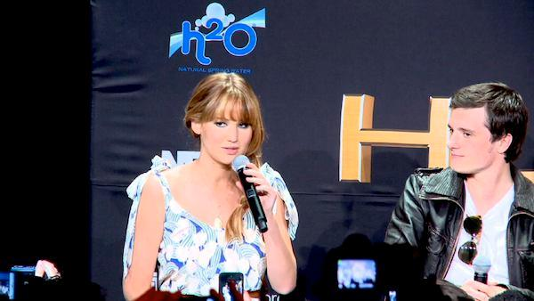 Jennifer Lawrence on favorite 'Hunger Games' character