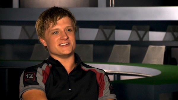 Josh Hutcherson talks about 'Hunger Games' character
