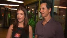 Kate Walsh and Benjamin Bratt talk about the upcoming season of the ABC drama Private Practice on March 21, 2012. - Provided courtesy of OTRC
