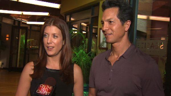 Kate Walsh and Benjamin Bratt talk 'sexual tension'