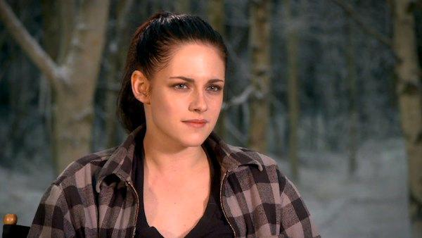 Kristen Stewart appears in an interview for Snow White and the Huntsman provided by the studio. - Provided courtesy of Universal Pictures