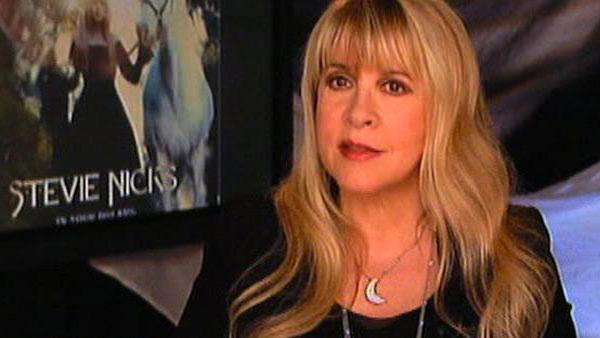 Stevie Nicks talks to OnTheRedCarpet.com in August 2011 during a satellite interview. - Provided courtesy of OTRC