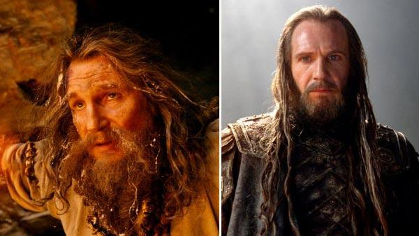 Liam Neeson appears in a still from Wrath of the Titans. / Ralph Fiennes appears in a still from Wrath of the Titans. - Provided courtesy of Warner Bros. Entertainment / Legendary Pictures Funding, LLC