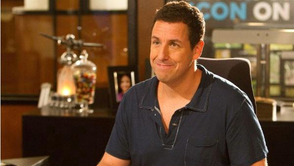 Adam Sandler appears in a still from Jack and Jill. - Provided courtesy of SONY PICTURES ENTERTAINMENT