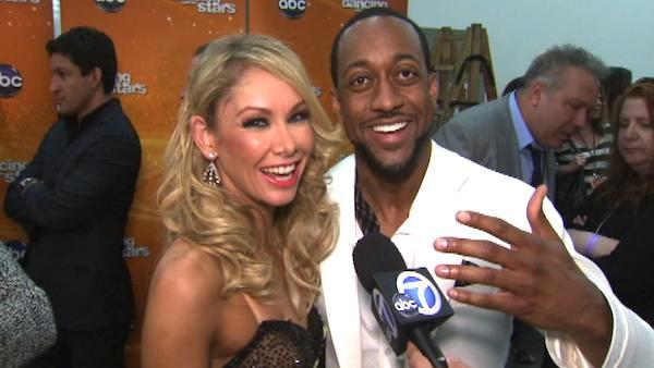 Jaleel White talks after 'DWTS' week 3