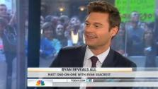 Matt Lauer interviews Ryan Seacrest (pictured) on NBCs Today show on an episode that aired on April 4, 2012. - Provided courtesy of NBC