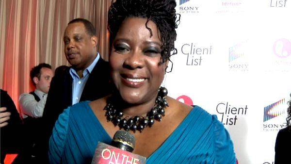 Loretta Devine portrays 'The Client List' boss