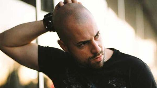 Chris Daughtry appears in an undated photo from his official website for the band Daughtry. - Provided courtesy of daughtryofficial.com