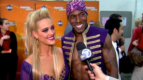 Donald Driver talks after 'DWTS,' sex appeal