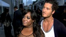 Sherri Shepherd talks to OnTheRedCarpet.com after the third Dancing With The Stars results show on April 10, 2012. - Provided courtesy of OTRC