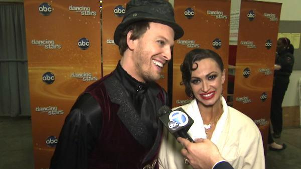 Gavin DeGraw on 'DWTS' results