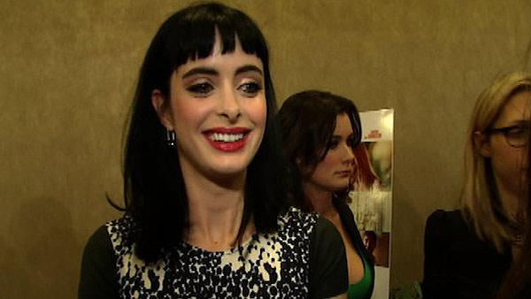 Krysten Ritter talks 'Apt. 23,' 'L!fe Happens'