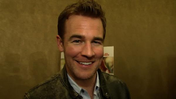 James Van Der Beek loves playing ... himself