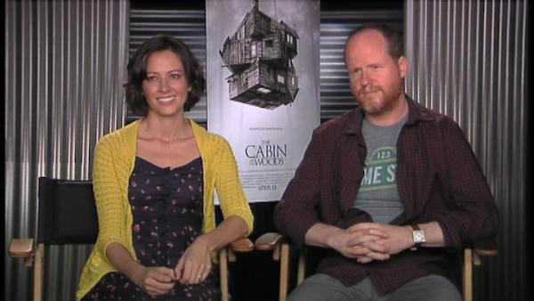 Amy Acker and Joss Whedon talk 'Cabin,' say it's not disturbing