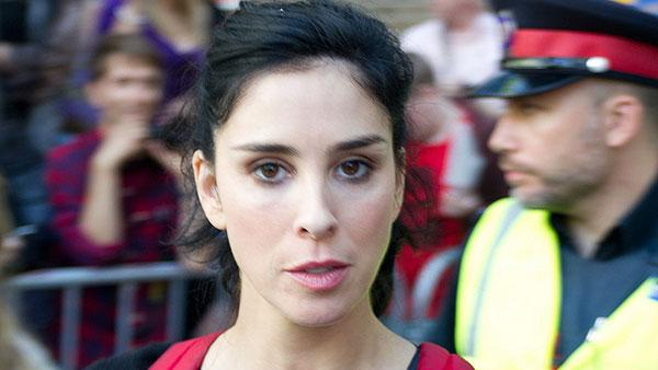 Sarah Silverman appears at the Toronto Film Festival in September 2011. - Provided courtesy of flickr.com/photos/tabercil