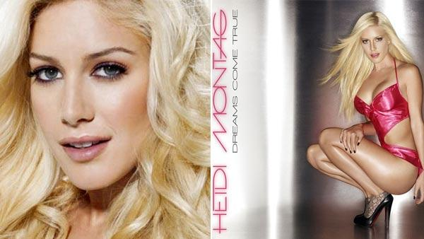 Heidi Montag appears in an undated photo from her official Facebook page. / Montag appears on the cover of her EP Dreams Come True released on April 12, 2012. - Provided courtesy of Facebook.com/HeidiMontag / iTunes