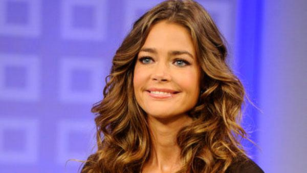 Denise Richards appears in a photo from her guest spot on 'The Today Show' on Tuesday, July 26, 2011.