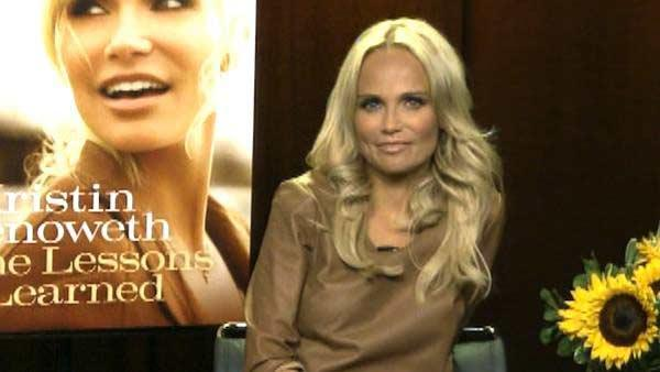 Chenoweth talks about her new series 'G.C.B' based off the novel 'Good Christian Bitches' to debut in the fall.